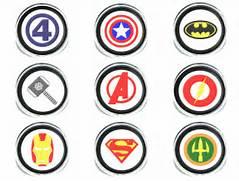 Avengers Thor Symbol R...
