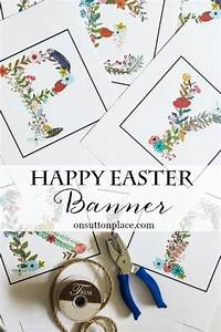 The 25+ best ideas about Happy Easter Banner on Pinterest ...
