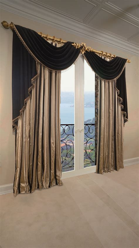 Living Room Curtains At Macy S by Beautiful Formal Living Room Drapery Made By