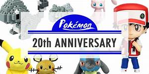 Pokemon 20th Anniversary: How Will You Celebrate? | FROM ...