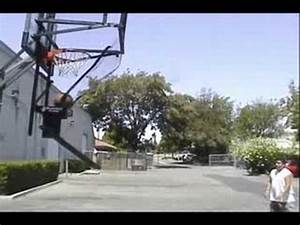 Shoot a Basketball Funnel Rebounder: The Basketball ...