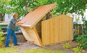Unterstand Selber Bauen : garten balkon artikel gartenhaus carport bikeport schuppen ~ Michelbontemps.com Haus und Dekorationen