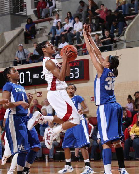 Alabama women hold on to defeat No. 7 Kentucky - al.com