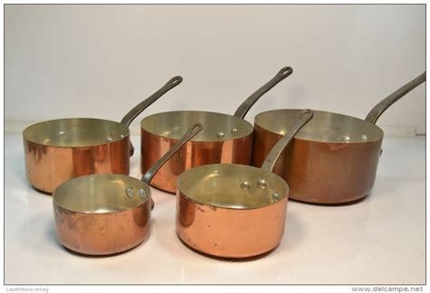 achat batterie de cuisine batterie de cuisine en cuivre a vendre 28 images
