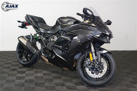 2018 Kawasaki Ninja H2 Sx For Sale Oklahoma City, Ok