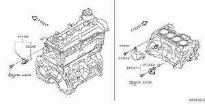 Nissan Versa Engine Crankshaft Position Sensor