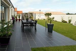 terrasse moderne contemporain terrasse et patio With photo de terrasse moderne