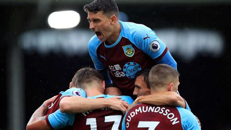 Picking the Best Potential Burnley Lineup to Face Wolves ...
