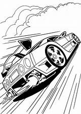 Race Coloring Pages Easy Print Fast Tulamama sketch template
