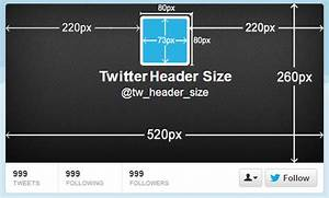 Twitter Picture Size Website Design What Is The Default Dimension For A User