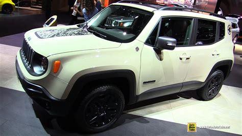 2017 Jeep Renegade Desert Hawk 2.0 Diesel