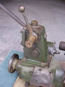 Old Marine Engine  Stuart Turner P55m