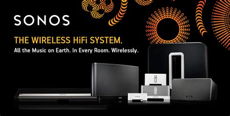 sonos wireless  system work viable