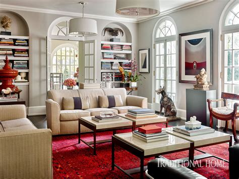 Designer Vern Yip's Georgia Home  Traditional Home