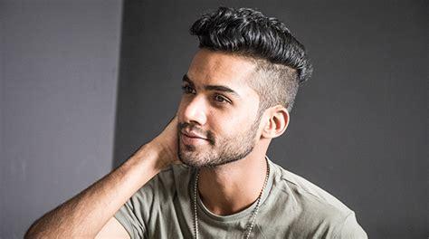 fryzury meskie popularne sposoby na krecone meskie wlosy