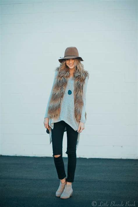 Ways To Wear A Vest This Winter Glam Radar