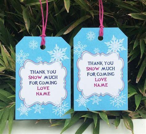frozen birthday party printable templates