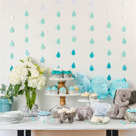 adorable elephant baby shower ideas  shutterfly