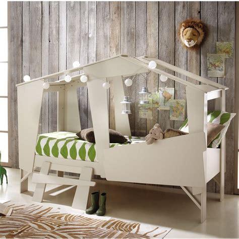 cabane de chambre lit cabane pour chambre d enfants