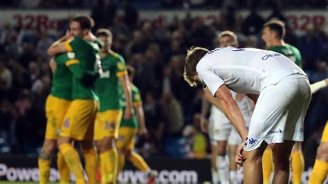 Leeds striker Patrick Bamford faces four months out with a ...