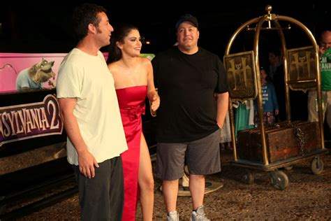SELENA GOMEZ at Hotel Transylvania 2 Photocall in Cancun ...