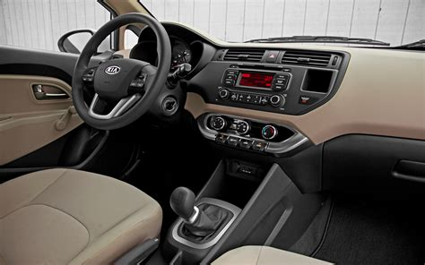 hatchback cars interior new budget cars 101 2012 15 kia rio rio5 review