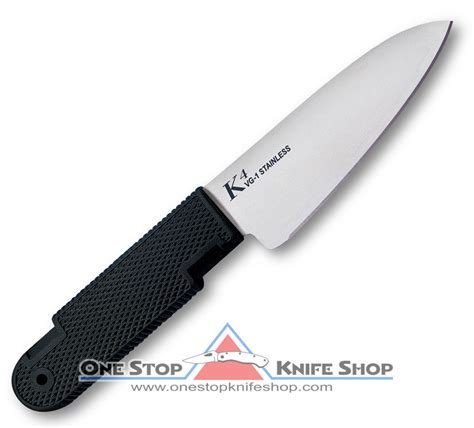 cold steel kitchen knives review discontinued cold steel 45k4p k 4 plain edge