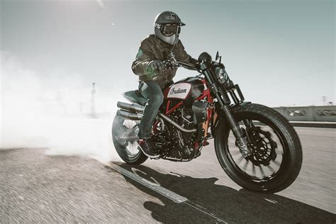 indian scout ftr1200 custom will go into production bikesrepublic