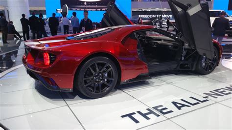 Fuel Efficient Supercars by Spoiler Alert The New Ford Gt Supercar Is Not Fuel