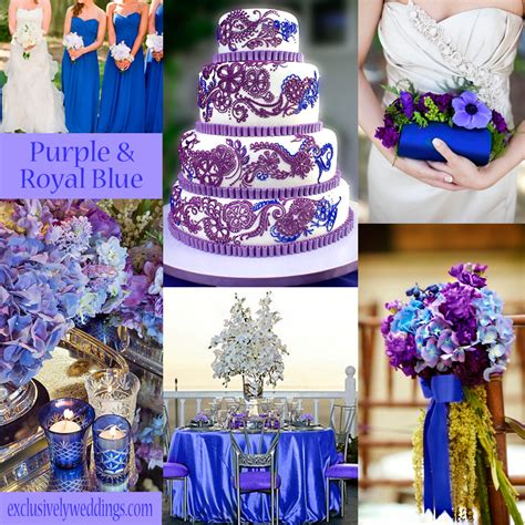 wedding colors blue wedding color five combinations exclusively weddings wedding planning