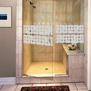 stickers muraux pour portes de douche design With stickers porte douche design