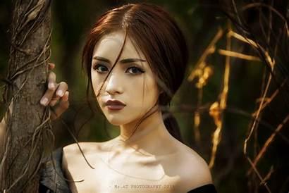 Wallpapers Mai Anh Quyen Models Asian Vietnamese