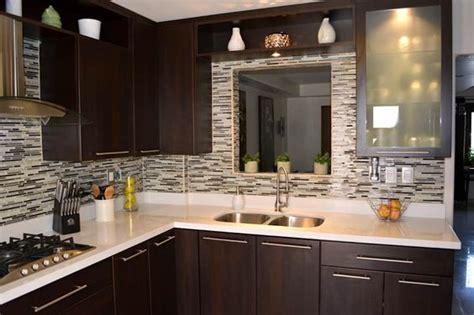 cocinas color chocolate decoracion de interiores fachadas  casas como organizar la casa