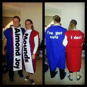 Almond Joy and Mounds costumes | Casual Fridays ...