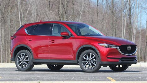 2018 Mazda Cx5 Review Trailing Its Own Triumph