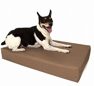 orthopedic 4 dog crate pad by big barker waterproof With big barker dog crate pad