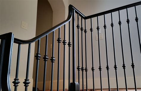 rod iron railing wrought iron stair railing artistic stairs