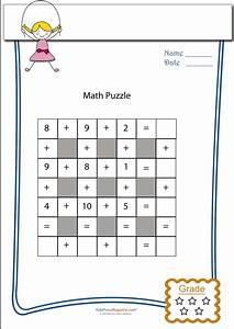 Math Puzzle 10m