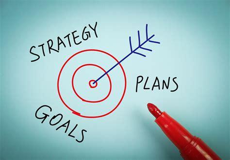 set annual pr goals