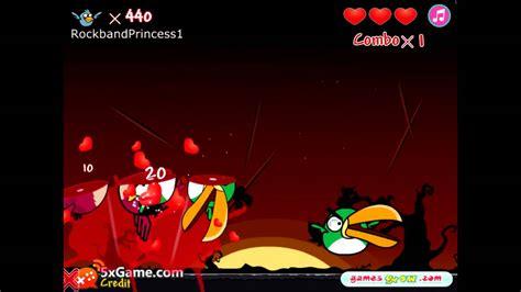 angry birds ninja fruit  game youtube