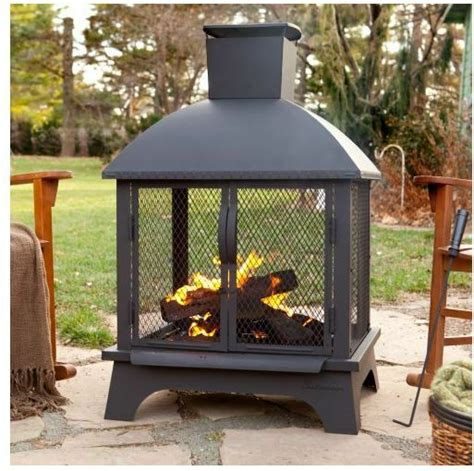 Is It To Burn Wood In Backyard by Outdoor Patio Fireplace Back Yard Pit Wood Burning