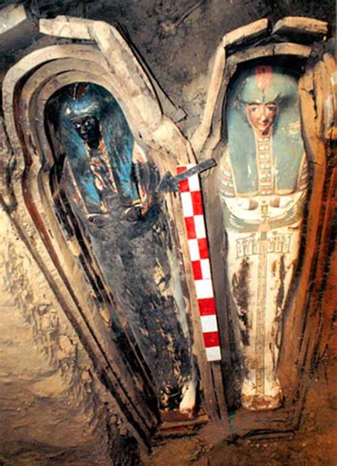 mummies of the pharaohs modern investigations dozens of mummies found in rock tombs national geographic april 15 2009