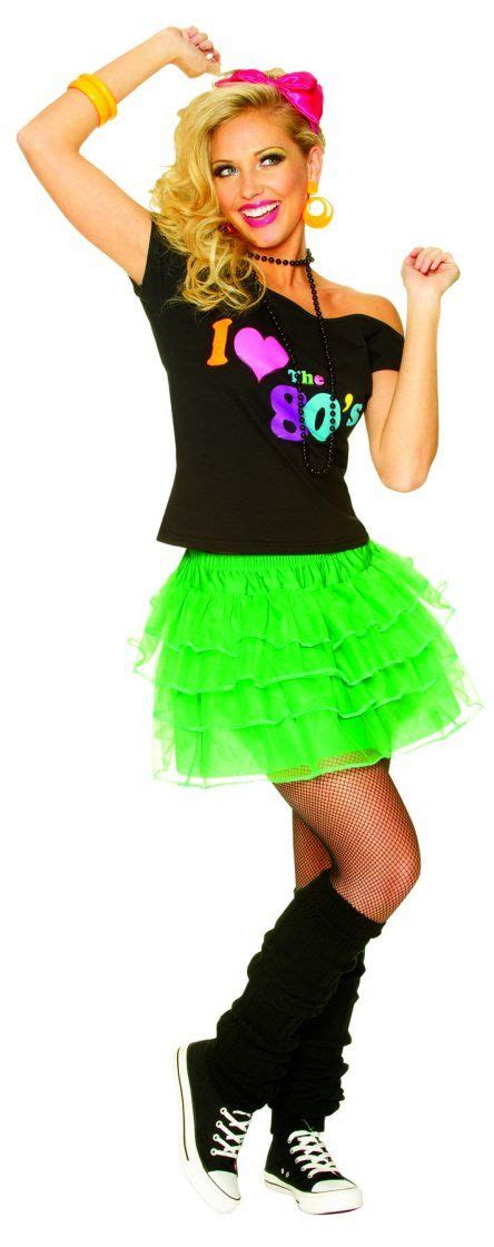 80s Theme Party Outfit Ideas - 18 Fashion Ideas From 1980s