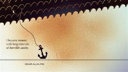 Poe Edgar Allan Quotes Quote Artwork Desktop