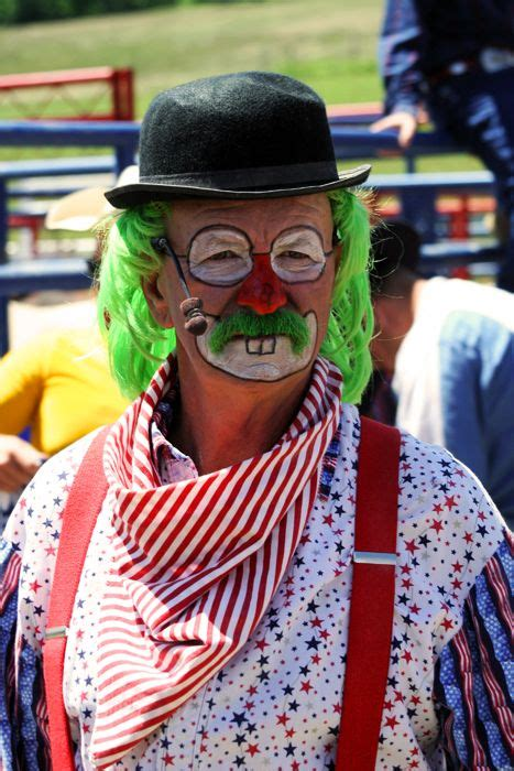 easy rodeo clown faces google search clown clothes