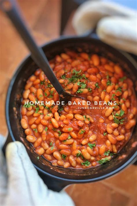 baked beans recipe   oven simple tasty good