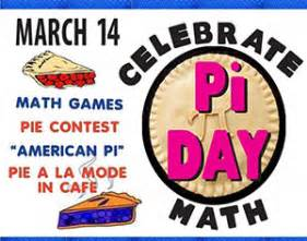 Pi Day Project Ideas in Math