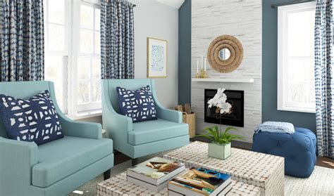 Beach Decor 3 Online Interior Designer Rooms  Decorilla. Different Living Room Themes. The Living Room Furniture. Decorating For Small Living Room. How To Rearrange My Living Room