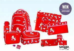 WIN 1 of 2 Smiggle Back to School packs - Competition