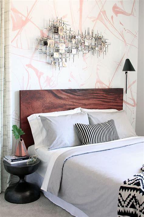 Stylish Headboards by 30 Ingenious Wooden Headboard Ideas For A Trendy Bedroom